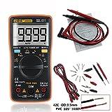 Best Digital Multimeters - 4EVERHOPE AN8009 Auto Range Handheld Digital Multimeter Test Review