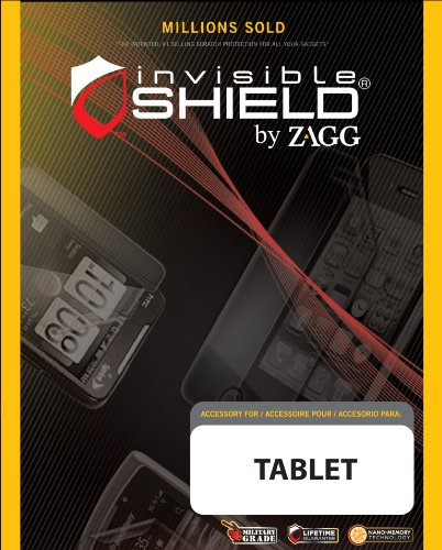 ZAGG invisibleSHIELD for Motorola XYBoard 8.2 (Screen) (MOTXYB8S) Invisibleshield Screen Film