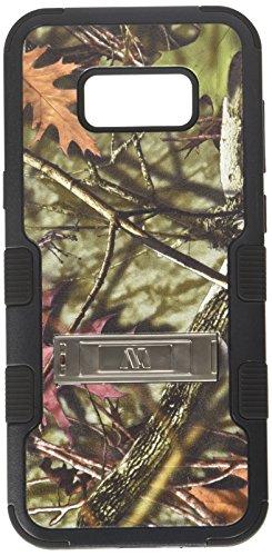 MyBat Handy Fall für Samsung Galaxy S8Plus-Eiche Leaves-Hunting Camouflage Collection/Schwarz