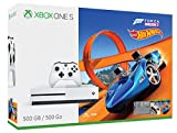 Xbox One: S 500GB + Forza Horizon 3 + DLC Hot Wheels [Bundle]