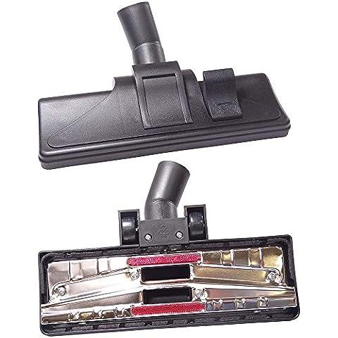 Boquilla de aspirador–Turbo Boquilla–Floor–Combinación Cepillo Herramienta para Miele Senator CL, CS con 1rollo de 16L Bin Liner