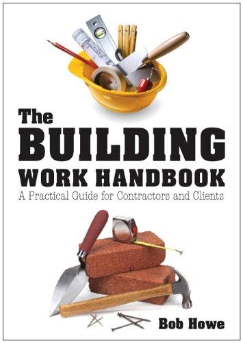 Building Work Handbook, The