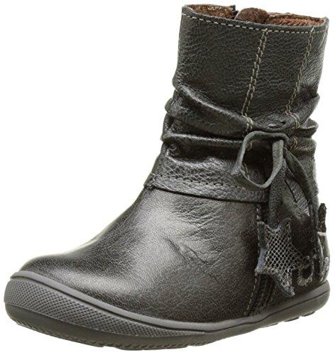 ChipieKasou - Stivali da Equitazione Bambina , grigio (Gris (Etain)), 21 EU