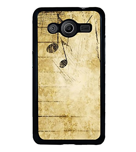 ifasho Designer Back Case Cover for Samsung Galaxy Core 2 G355H :: Samsung Galaxy Core Ii :: Samsung Galaxy Core 2 Dual (Symbol Of Music St Petersburg Russia Samsung Guru Music 2 Duos Sm B310E White)  available at amazon for Rs.482