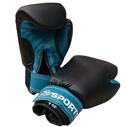 ScSPORTS DG02 Box-Set II. Wahl für Jugendliche Boxsack Boxhandschuhe Boxbandagen Tasche Abbildung 2