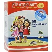 PIRATOPLAST Natur Augenpflaster klein 48x60 mm 50 St Pflaster preisvergleich bei billige-tabletten.eu