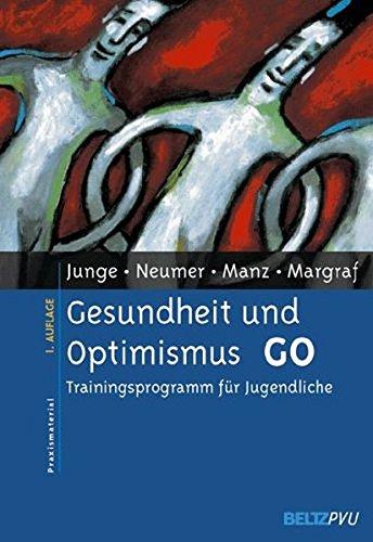 Gesundheit und Optimismus GO: Trainingsprogramm für Jugendliche