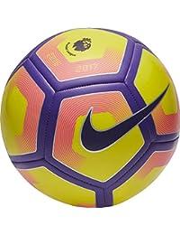 Nike Pitch Pl - Balón, color amarillo
