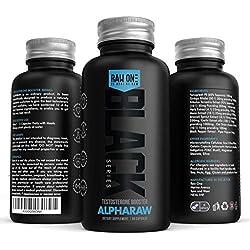 Tabletas de refuerzo de testosterona - Suplemento de refuerzo de prueba natural # 1 de Bioking Labs