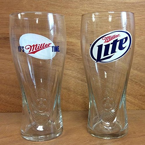 miller-lite-its-miller-time-signature-beer-pint-glass-by-miller-lite