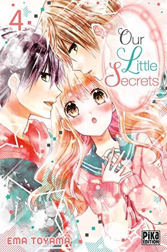 Our Little Secrets T04 par Ema Toyama