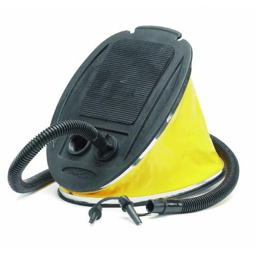 51FYiPUUkDL. SS500  - Gelert Footpump - Yellow/Black , 5lt