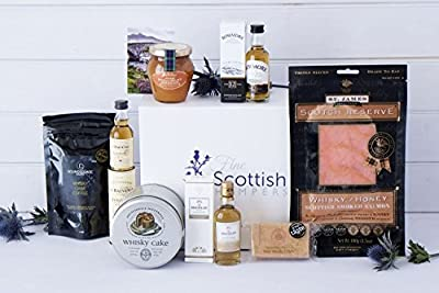 Deluxe Scottish Whisky Hamper