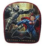 Batman Vs Superman Kinderrucksack, schwarz (Schwarz) - BMVSM001003
