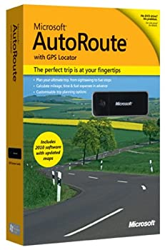 Microsoft Autoroute Europe Gps 2010 (Pc Dvd) 0