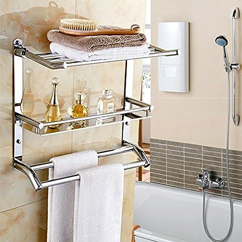 ZAIG de haute qualité Salle de bain Porte-serviettes de bain