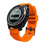 XHL Art Sport Smart Watch G-Sensor GPS Außen Pulsmesser Smart Armband Für S928 Smartwatch Android IOS,Orange