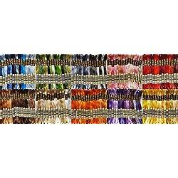 DMC Starter Lot de Art. 1178m écheveaux Croix Filetage-Sélection de 15-Lot de 100quantités