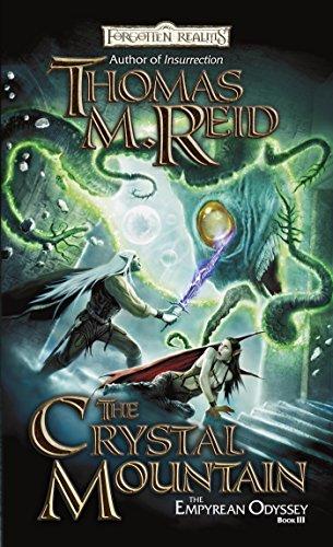 The Crystal Mountain: The Empyrean Odyssey, Book III (The Empryean Odyssey) eBook: Thomas M. Reid