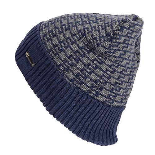 ERKEJI Sombrero Invierno Invierno Espesado Sombrero