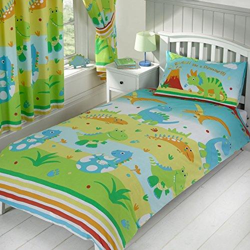 Brüllen Wie Ein Dinosaurier Junior Bettbezug (Dinosaurier-kinderzimmer Bettwäsche)