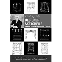 Charles Randall's Designer Sketchfile: Draperies, Valances, Fabric Shades & Bedding (Book & CD-ROM) by Charles Randall (2006-12-15)