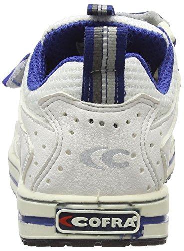 Cofra Sandali da Lavoro Fade S1 P Bianco/blu