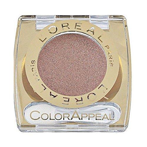 L'Oreal Color Appeal Single Eye Shadow, Golden Rose Number 165
