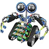 Mintoys ® OX Eyed Robots Battery Operated Robotic Ox Eyed Mechanical Critters