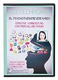 Der HPP-Express - Fluffig Lernen mit Sybille Disse (DVD Lehrgang und Videokurs für die Ausbildung zum Heilpraktiker Psychotherapie & Psychologischer Berater – Lektion 16 von 18 - Psychotherapieverfahren)