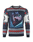 Star Wars Jersey De Navidad Tie Fighter Battle of Yavin Unisexo - XL