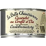 La Belle Chaurienne - Cassoulet au confit d'oie - La boîte de 420g - Prix Unitaire - Livraison Gratuit Sous 3...