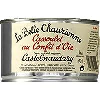 La Belle Chaurienne - Cassoulet au confit d'oie - La boîte de 420g - Livraison Gratuite pour les commandes en...