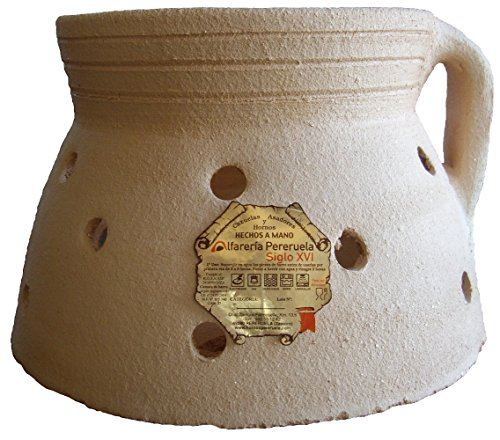 alfarera-pereruela-siglo-xvi-aptos25-tostador-de-castaas-de-barro-refractario-autntico-25-cm
