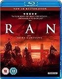 Ran (Digitally Restored) [Blu-ray] [2016]