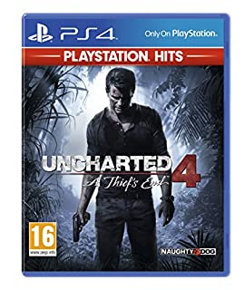 Uncharted 4: A Thief's End - PlayStation Hits (PS4) (B07DR3VQGF) | Amazon Products