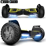 "Hoverboard Mega Motion X-Stark - 8.5 ""Off-Road Hummer - E-Skateboard"