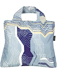 Envirosax BP.B3 Bondi Pavilion Reusable Shopping Bag, Multicolor