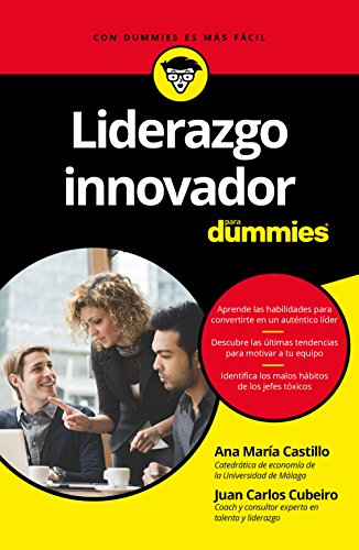 Liderazgo innovador para Dummies por Ana María Castillo Clavero