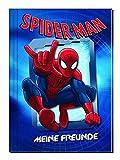 Spider-Man 4 Freundebuch