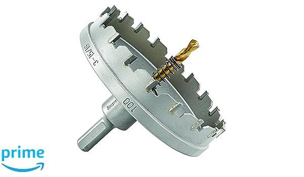 Starrett SM50 Scie cloche en m/étal dur pour m/étal DRM 50 mm