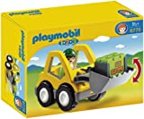 Playmobil 6775 1.2.3 Construction Front Loader