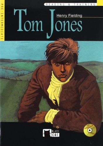 Tom Jones. Material Auxiliar. Educacion Secundaria (Black Cat. reading And Training) - 9788431672621