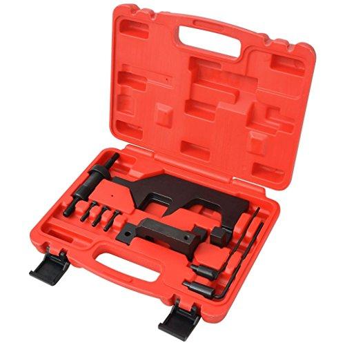 vidaXL Kit de 8 pcs d'outils de calage de moteur BMW Mini N13 N18