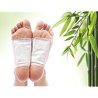 Enshey 100 Stück Natürliche Detox Fuß-Pads Detox Reinigung Körper-Pad – Besserer Schlaf, Stressabbau, Gewichtsverlust... preisvergleich bei billige-tabletten.eu