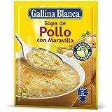 Gallina Blanca - Sopa De Pollo Con Maravilla - [pack de 6]