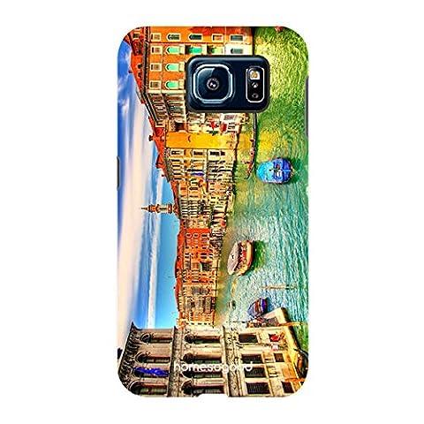 HomeSoGood The Italian Lifeline Multicolor 3D Mobile Case For Samsung