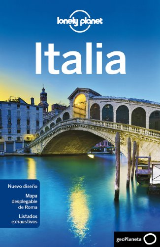 Italia 6 (Guías de País Lonely Planet)