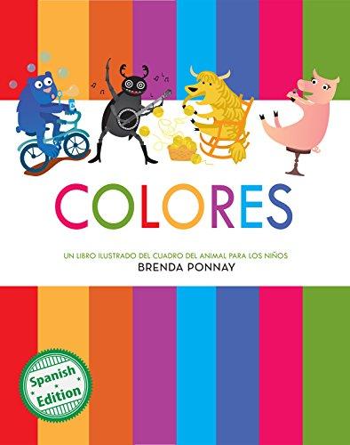 Colores (Colors) (Xist Kids Spanish Books)