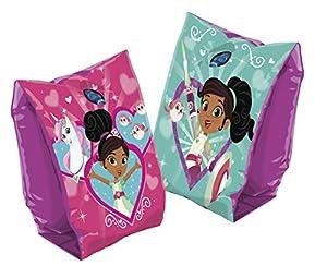 Princesa Nella-25454 Set Manguitos hinchables, Multicolor (Saica 4000)